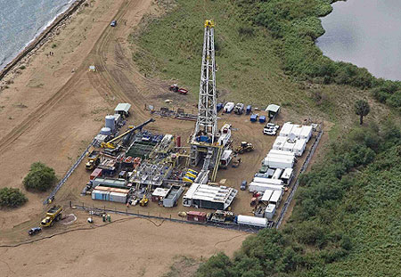 Judge calls for oversight of oil exploration