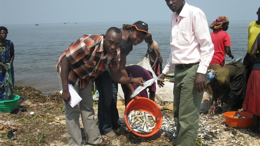 Fish Community on Lake Katwe