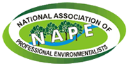 National Association of Professional Environmentalists (NAPE) - Logo